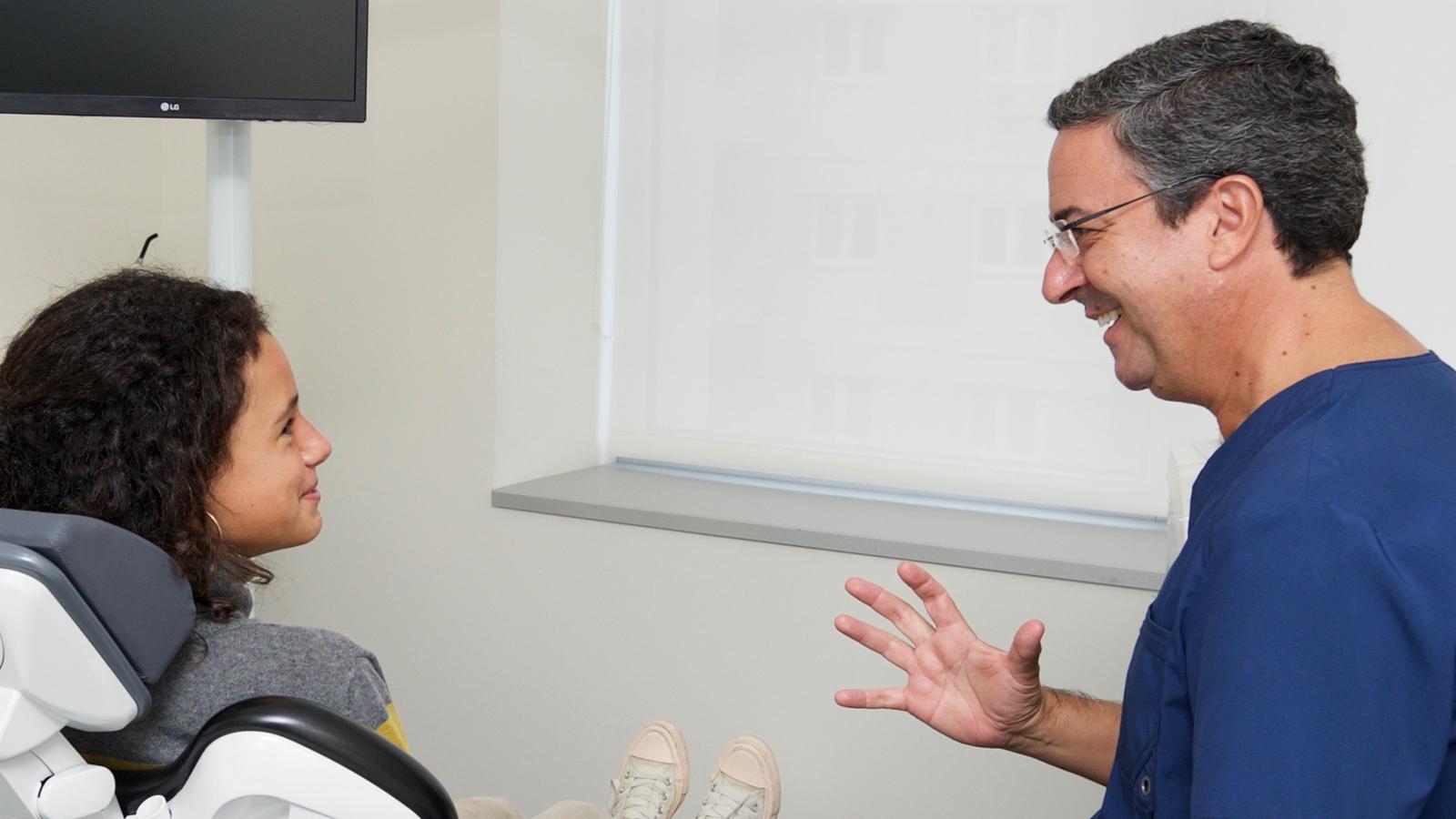 Dr. Nuno Cintra, dds, msc